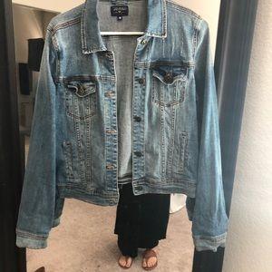 Just USA Morrie Boyfriend Denim Jacket